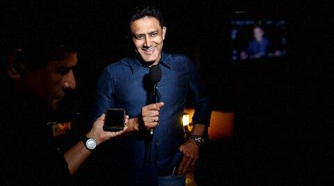 Anil Kumble given India's reins, but without a long  rope