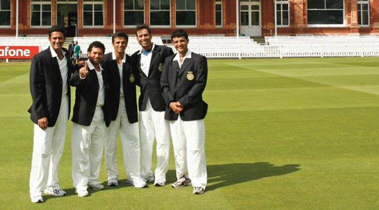 Anil Kumble gets nostalgic on Lord's visit, shares old picture ...