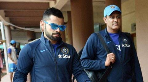 Father figure Anil Kumble confident of grooming  India's GenNext