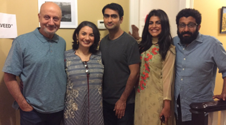Anupam Kher, The Big Sick, Anupam Kher The Big Sick, Anupam Kher 500th film, Anupam Kher upcoming movie, Anupam Kher latest news, entertainment news