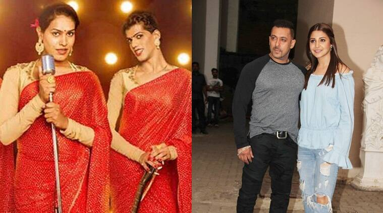 Salman Khan, Anushka Sharma, Anushka SALMAN, transgender band, transgender band 6 PACK, Salman Khan FILM, Salman Khan SULTAN, ENTERTAINMENT NEWS