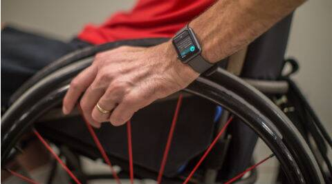 Apple, Apple Watch, Apple watchos3, watchos3 wheelchair mode, apple watch wheelchair feature, ron huang, Apple watchos3 wheelchair feature, Apple Watch, Apple watchOS 3 new features, watchos3 new features, watch os 3, gadgets, technology, technology news