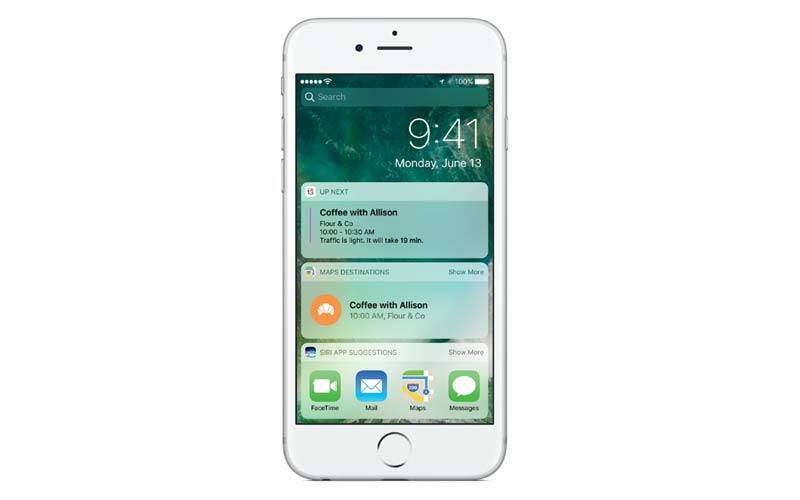apple ios 10 at wwdc 2016 smarter siri messages and