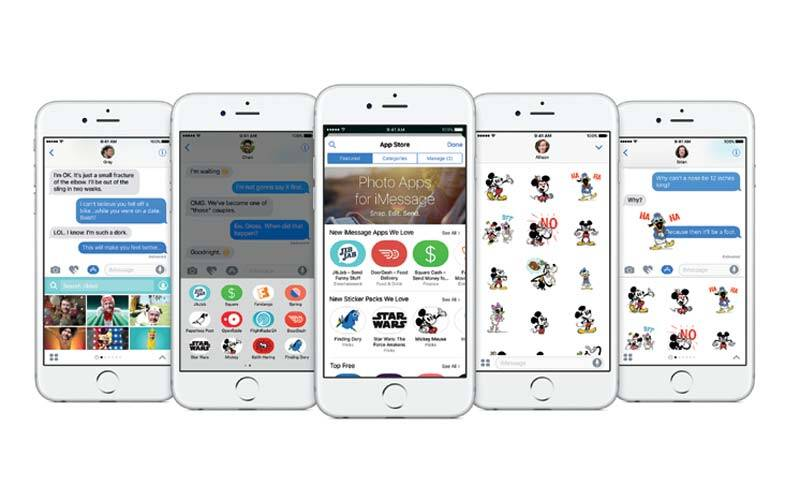 apple ios 10 at wwdc 2016 top new features availability