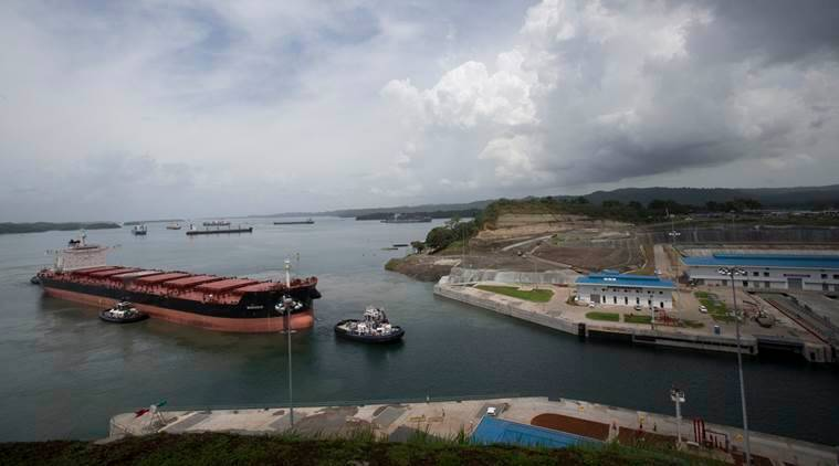 Panama Canal, Panama canal expansion, expanded Panama, Panama expansion, Panama canal expansion, news, Panama Taiwan, Tsai Ing-wen, Taiwan Panama, latest news, expanded Panama inauguration, Panama Canal ships, ship, ships Panama, Crude oil, world news, international news, latest, Panama ships, beans, coal, gas, Panama beans, Panama coal, Panama gas, gas Panama, coal Panama, Panama Canal Authority, U.S. Soy Transportation Coalition, Mike Steenhoek, Liquefied natural gas, LNG, liquefied petroleum gas, LPG