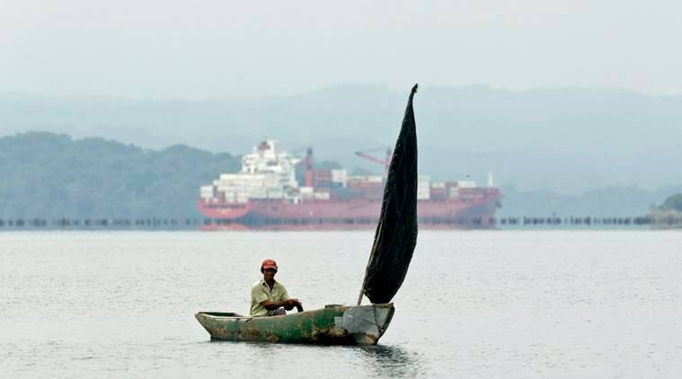 Panama Canal 5 25 Billion Expansion To Open Amid Shipping Downturn Business News The Indian Express