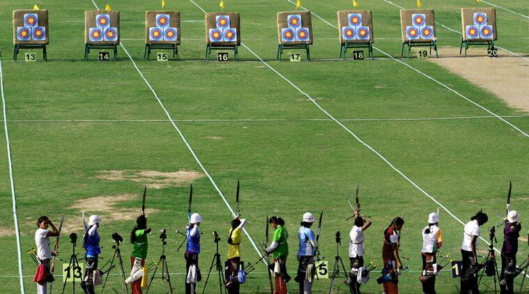 archery, Archery Association of India, india archery, archery india,