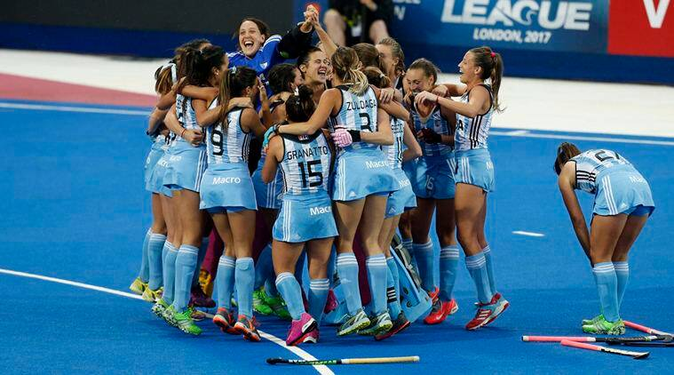 Argentina Women Win Record Seventh Champions Trophy Title -9308