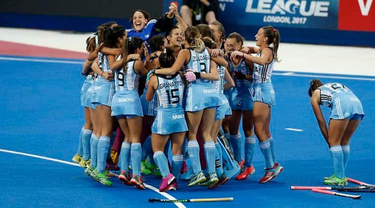 Image result for Argentina Women vs Netherlands Women