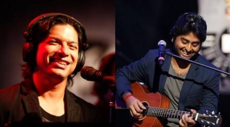 Arijit Singh has gone way ahead of me; he is not competition, saysShaan