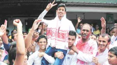 Muslim boy from Sangh Parivar school tops Assam Class X exams