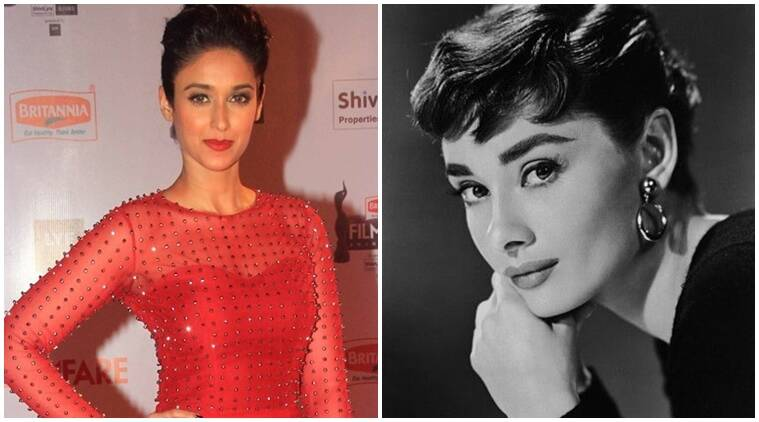 Ileana D'Cruz, Audrey Hepburn, Ileana D'Cruz Audrey Hepburn, Rustom, Rustom film, Ileana D'Cruz FILM, Ileana D'Cruz UPCOMING FILM, Ileana D'Cruz NEWS, ENTERtainment news