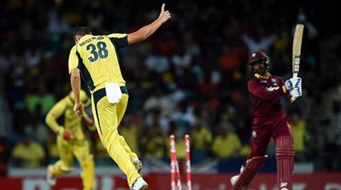 Australia vs West Indies, Aus vs WI, West Indies vs Australia, WI vs Aus, Australia, West Indies, Josh Hazlewood, Mitchell Marsh, Matthew Wade, Aaron Finch, Gabriel, Cricket