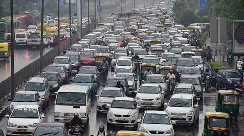 Maximum road accidents take  place between 3 PM and 6 PM: Report - The Indian Express