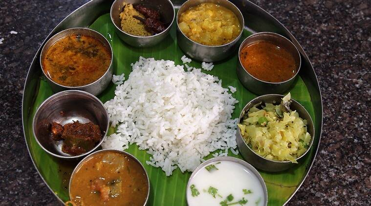 thali, Indian thali, traditional thali, Bengali thali, origin of thali, thali arrangement, how to arrange traditional thali,