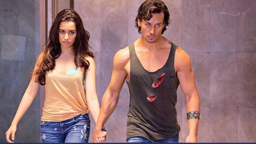 Baaghi, Baaghi opening box office collection