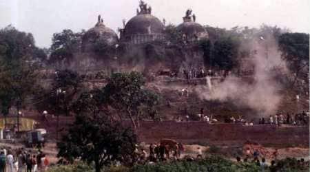 babri masjid demolition case, lk advani murali manohar joshi babri masjid demolition case, special trial court judge babri masjid demolition
