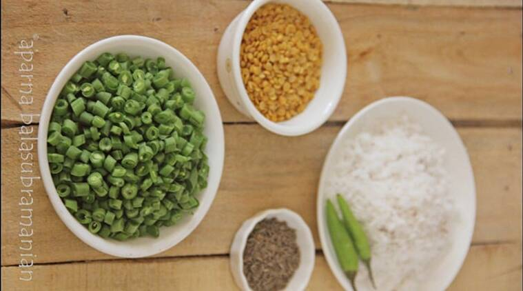 The mulagootal is made with just one vegetable and tuar dal. (Photo: My Diverse Kitchen)