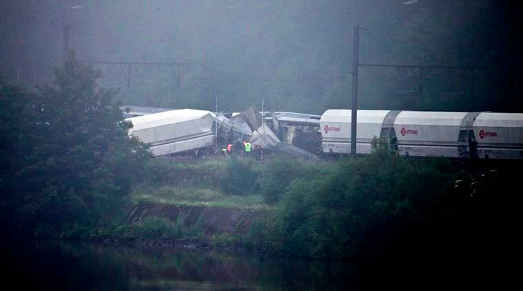 Belgium, brussels, train accident, belgium train collision, belgium train accident, accident, Namur, Liege, Brussels news, world news, latest news, belgium news