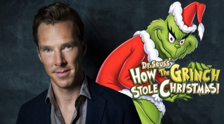 Benedict Cumberbatch, How the Grinch Stole Christmas, Benedict Cumberbatch How the Grinch Stole Christmas, Benedict Cumberbatch upcoming movie, Kaitlyn Maher, Pete Candeland, Yarrow Cheney,entertainment news