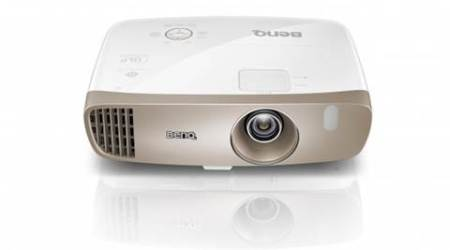 BenQ launches W2000 and W3000 home projectors in India