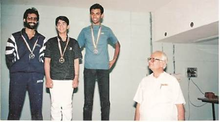 Coaches laud Abhinav Bindra's mental strength