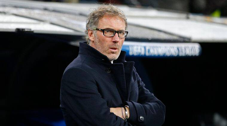 Laurent Blanc replaced Carlo Ancelotti in June 2013. (Source: Reuters)