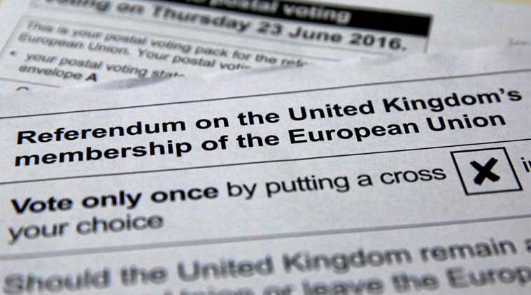 Brexit, Britain, UK, Europe, EU, European Uninon, uk eu, eu referendum, remain camp, vote leave camp, britain eu referendum, pakistani origin conservative, pakistan conservative leader, uk news, eu news, europe news, world news