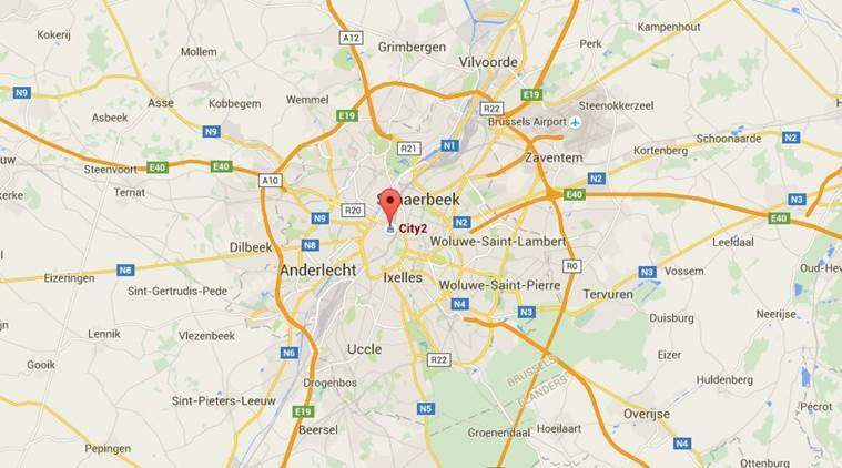 brussels, brussels anti terror raid, brussels city 2 mall, brussels mall lockdown, brussels man with explosives, brussels terror alert, india news