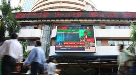 Indian shares fall amid global concerns; inflation data awaited