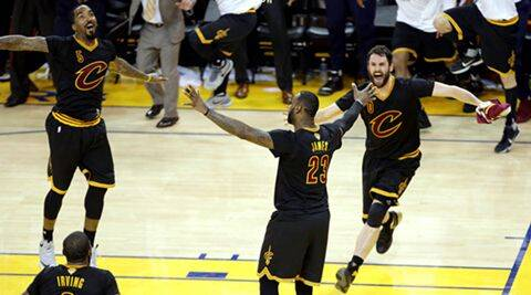NBA Finals: Who said what about Cleveland Cavaliers' win over  Golden State Warriors
