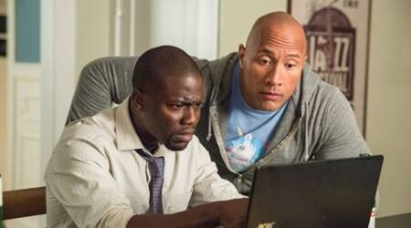 Central Intelligence movie review, Central Intelligence, Central Intelligence review, Central Intelligence film review, Dwayne Johnson, Kevin Hart, Dwayne Johnson Central Intelligence review, Dwayne Johnson Central Intelligence movie review, movie review, review, hollywood movie review, Central Intelligence hollywood movie review