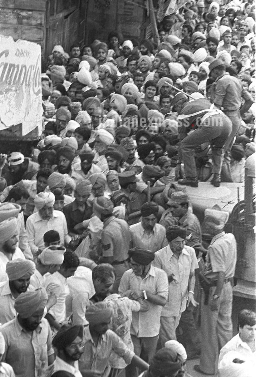 Operation Blue Star, Operation Blue Star anniversary, Golden Temple, Indira Gandhi, Indira Gandhi assassination, Jarnail Singh Bhindranwale, 1984 riots, Khalistan, Khalistan movement