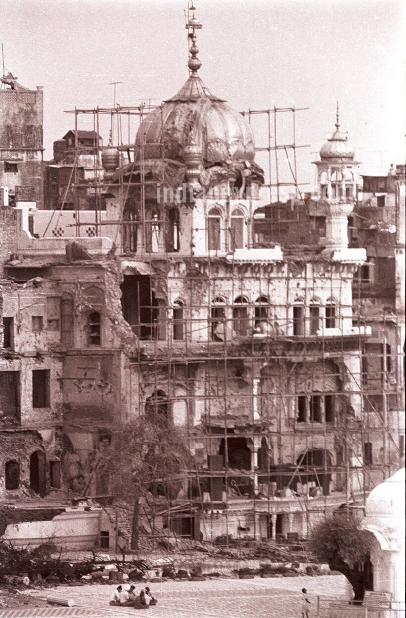 Operation Blue Star, Operation Blue Star anniversary, Golden Temple, Indira Gandhi, Indira Gandhi assassination, Jarnail Singh Bhindranwale, 1984 riots, Khalistan, Khalistan movement