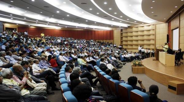 IIT, IIT GN, IIT Gandhinagar, Amalthea 2016, Technologizing Challenges, amalthea 2016 theme, IIT networking dinner, indian institute of technology, IIT gujarat, IIT news, education news, indian express