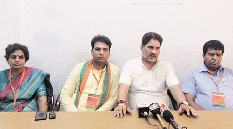 CHaryana BJP, Haryana BJP president Subhash Barala, Subhash Barala, BJP, Chandigarh News, Indian Express, Indian Express News