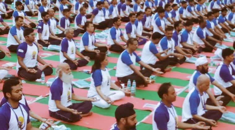 International Yoga Day 2016