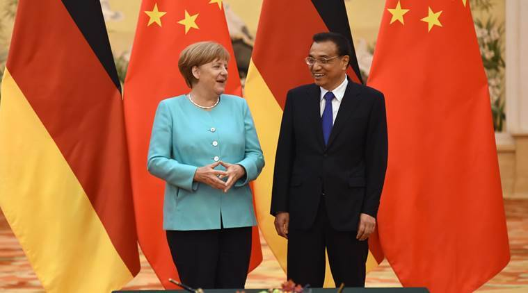 Germany, Germany-China relations, China protectionism, protectionism, Germany companies, world news, latest news, indian express