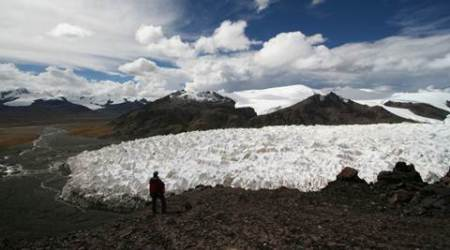 tibet, tibet environment, tibet ecosystem, china mining in tibet, china mining, china, tibet china, world news, environment news, indian express