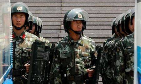 Chinese govt releases white paper defending crackdown against Islamic militants in Xinjiang