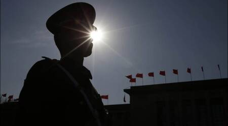 china, china pla army, tibet, doklam, military exercise, indian express