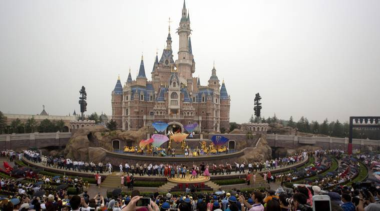 China, Disney, Disneyland, Shanghai, China Disneyland, Shanghai Disneyland, Bob Iger, Xi Jinping, Sleeping Beauty, China Walt Disney, China Disneyland Obama, Disneyland China, China US, US China, Donald Duck, Barack Obama, Walt Disney, Lion King, Ratatouille, Winnie the Pooh, Frozen, China news, world news, international news, latest news