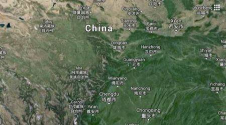 Two killed, 15 injured in storm at World Heritage site inChina