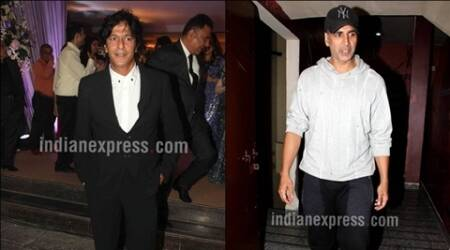 Akshay Kumar was huge fan of once acting instructor ChunkyPandey