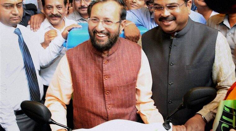 Green clearances, Environment clearance, Government green clearance, Govt green nod, Prakash javadekar