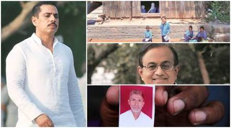 india news, india news today, latest news, robert vadra, Sanjay Bhandari, Donald Trump, US, P Chidambaram, Dadri lunching, Dadri, Delhi University, Du, DU admissions, DU online, cow meat, Ishrat Jahan Case, Ishrat Jahan, IShrat, Kashmir school, latest news