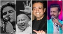 Adnan Sami, Shafakat Ali, Ali Zafar, Atif Aslam, Reshma, Noor Jehan, Gulam Ali, Mehandi Hassan khan, Rahet Fateh Ali Khan, Nuzrat fateh Ali Khan, Pakistani Singers, Pakistani Singer in Bollywood, entertainment,