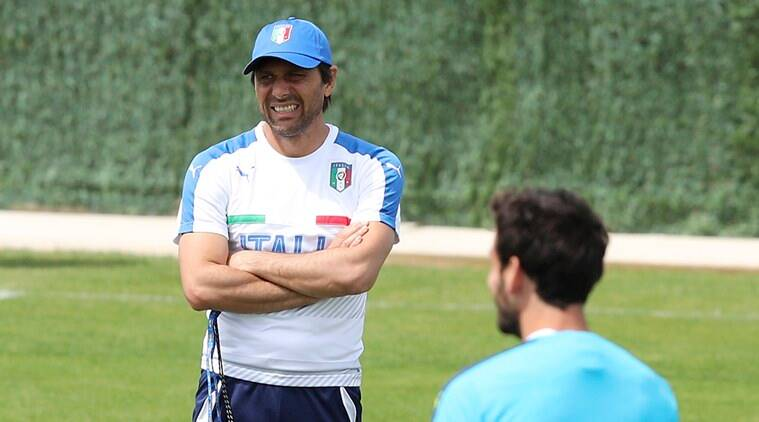 Italy are left with two games
