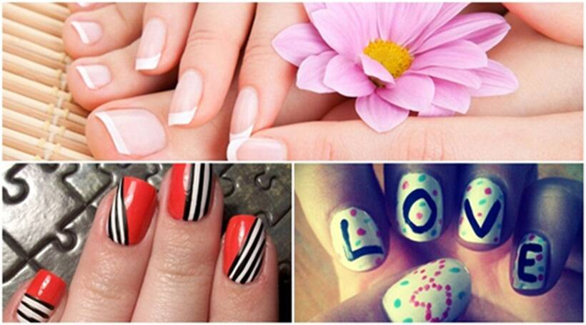 Fantastic How To Make Mood Nail Polish Thick Where Can I Buy Essie Nail Polish Square Nyc Quick Dry Nail Polish Nails Inc Gel Polish Youthful Perfect Polish Nails PurpleGel Nail Polish Top Coat PHOTOS: DIY Tips: 10 Nail Art Designs To Try Out This Monsoon ..