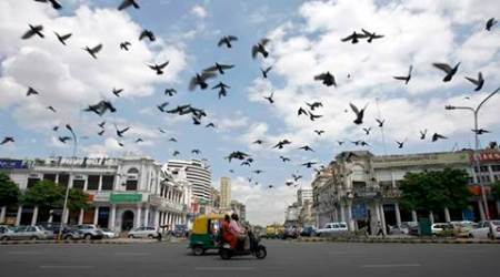 Connaught Place world's 7th most costliest office destination